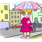 یک روز بارانی