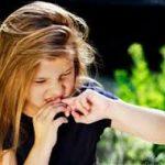 ناخن جوی در کودکان