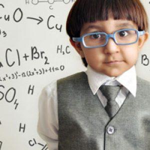 تشخیص تیزهوشی (استعداد) کودک