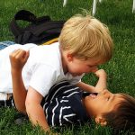 چگونگی مدیریت رفتار کودک پرخاشگر