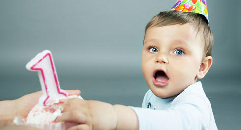 روانشناسی کودک یک ساله