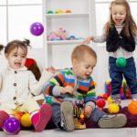 انواع بازی در کودکان