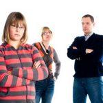 مشکلات خانوادگی و لجبازی فرزندان