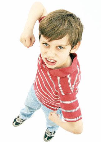 چرا فرزندم کتک میزند؟