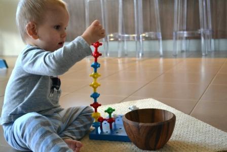 روانشناسی کودک ۱۸ ماهه