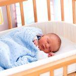 مسئله امنیت نوزادان هنگام خواب