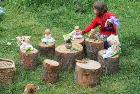 اهمیت بازی های خارج از خانه در کودک