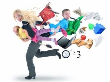 تعادل بین کار و خانواده: برای مادران شاغل