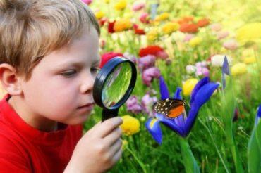 کودکان؛ دانشمندان کوچک