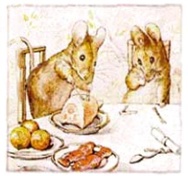 دو موش بد