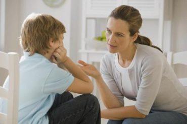 چگونگی صحبت با کودکان ۴