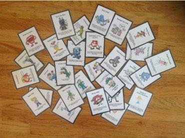استفاده از کارتهای مقابله با اضطراب