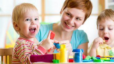 راهنمای مادران کودک نوپا
