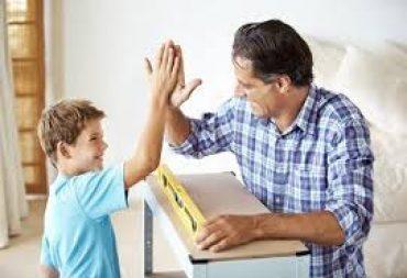 تکنیک هایی برای کنترل رفتاری کودکان ۴