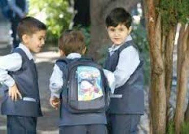 آماده سازی کودکان برای ورود به دبستان۶