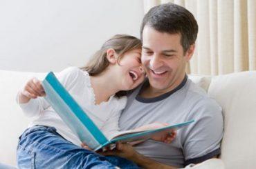 ۵ دلیلی که باید هر شب برای کودکتان کتاب بخوانید