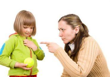 دستور دادن به کودکان