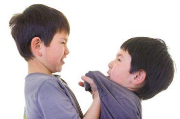 پرخاشگری کودکان در سنین مختلف