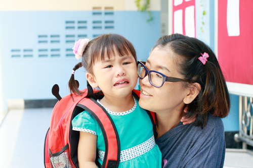 کمک به کودکان برای مواجهه با اضطراب موقعیتی