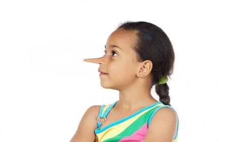 علل دروغ گویی در کودکان