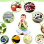 پنج غذای موثر بر روان کودکان