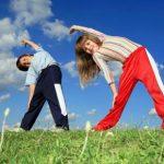 علاقمند کردن کودکان به ورزش