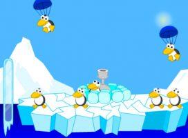 بازی پنگوئن ها