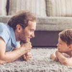 چگونگی صحبت با کودکان 3