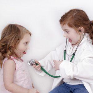دکتر بازی کودک - دکتر بازی زشت (1)