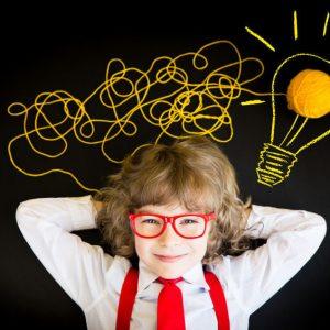 روانشناسی کودکان خلاق - روانشناسی کودک خلاق