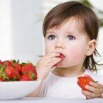 تغذیه کودکان نوپا و بزرگتر