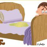 علل شب ادراری در کودکان