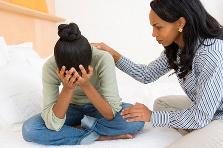 علائم افسردگی نوجوانی