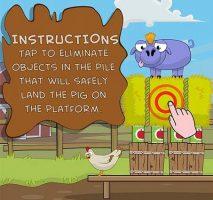 بازی نجات خوک