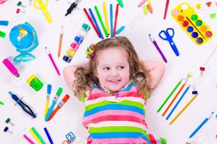 فعالیتها و بازی خلاق در کودکان پیش دبستانی