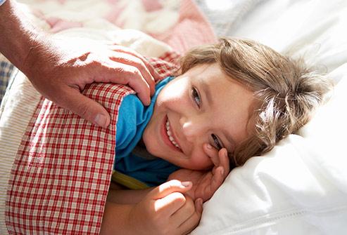 چگونه صبح ها کودک را بیدار کنیم