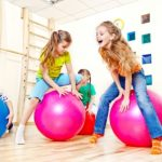 میزان درست ورزش کردن کودکان