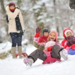 فعالیتهای زمستانی بیرون خانه برای همه خانواده