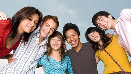 پرورش و رشد نوجوان ۱۳ ساله