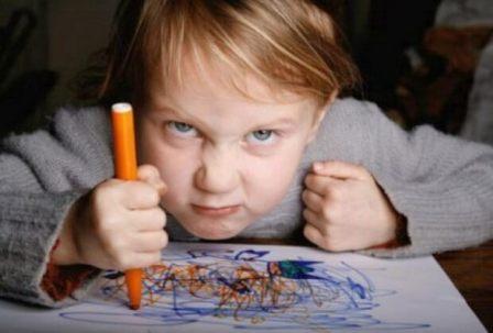 کودک نافرمان یا نافرمانی طبیعی کودک