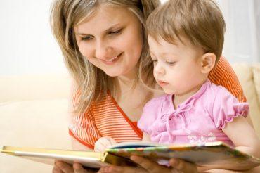 فواید کتاب خواندن برای کودک
