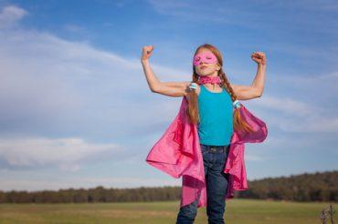 آموزش قوی بودن و مهربان بودن به کودکان