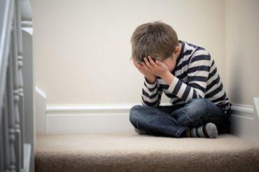 اضطراب و استرس در کودکان