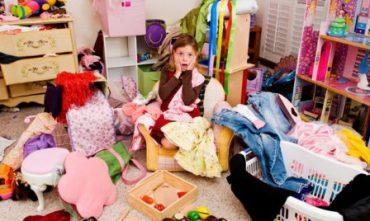 پنج روش برای مدیریت وسایل و اسباب بازیهای کودک شما