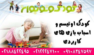 کودک اوتیسم و اسباب بازی های کاربردی (بخش اول)