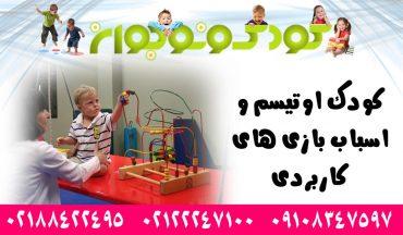 کودک اوتیسم و اسباب بازی های کاربردی (بخش دوم)