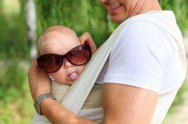 پدران هم می توانند مراقب کودک باشند