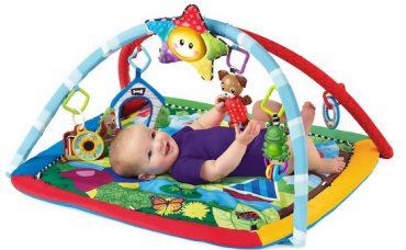 راهنمای والدین در انتخاب اسباب بازی نوزادان