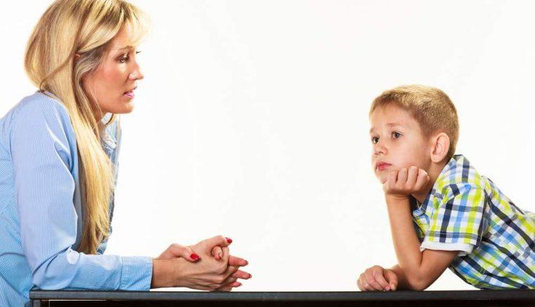 چگونگی صحبت با کودکان 1