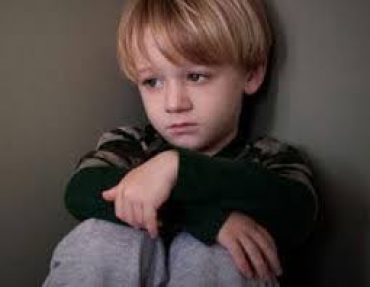 کودک مضطرب (استرس)